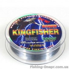 Леска WINNER ORIGINAL KING FISHER №01210(МC)100м 0,28 (уп.10шт)