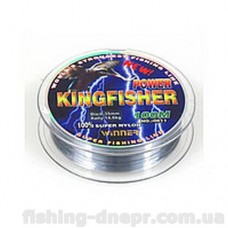 Леска WINNER ORIGINAL KING FISHER №01211 100м0,45 (уп.10шт)