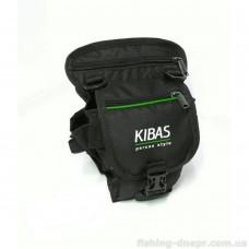 "KS10233 Разгрузка на бедро KIBAS ""Perca style green""255x160x130"
