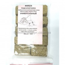 Жмых подсолнечника УНИВЕРСАЛ (350гр. 10шт)