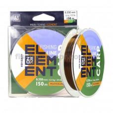 Волосінь Zeox Element Carp 150м MC 0.285мм NEW 2021