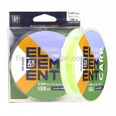Волосінь Zeox Element Carp 150м FG 0.405мм NEW 2021